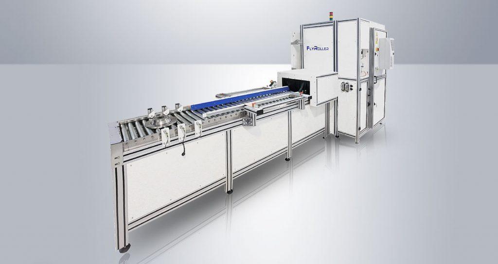 CopertinaFlyRoller-Articolo-1024x544 Специальная лазерная система с двойной камерой и моторизованным роликовым конвейером для автомобильной промышленности