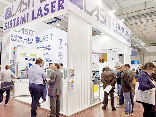 Fiera-Mecspe LASIT меняет штаб-квартиру: Большие цели в большем пространстве