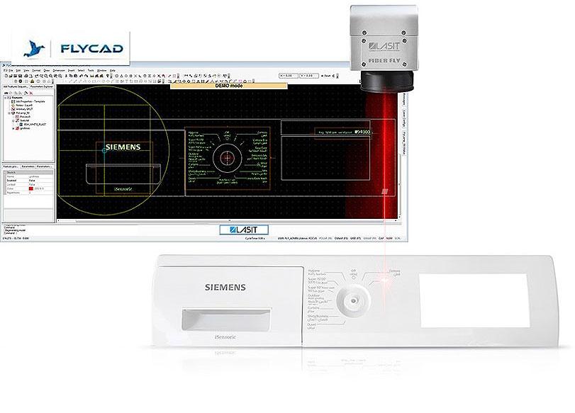Immagine-marcatura-elettrodomestici Лазерная маркировка также заполонила сферу производства бытовой техники – проект POLARIS