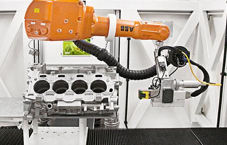IntegrazioneRobot От чего зависит цена лазерного маркера?
