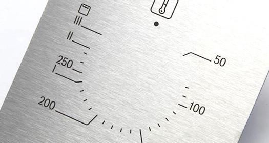 Marcatura-Annealing-Acciaio Home Appliance