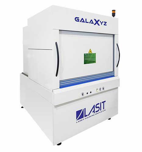 News-Galaxy Новый GalaXyz с системой на пять осей