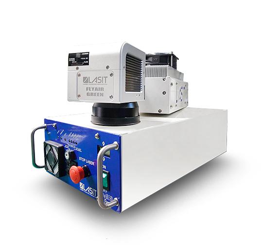 PowermarkFlyAirGreen Laser Integrazione