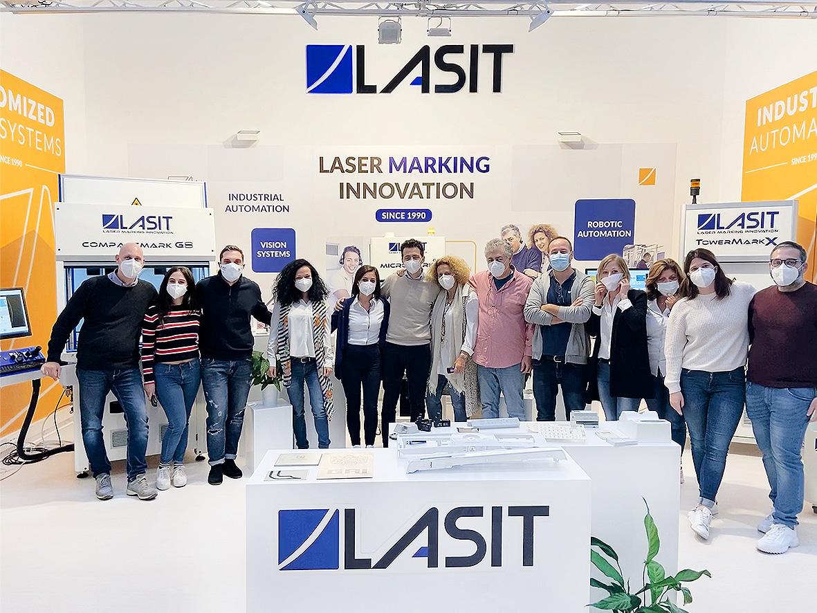 fieravirtuale-gruppo LASIT меняет штаб-квартиру: Большие цели в большем пространстве
