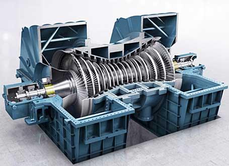 siemens-steam-turbine Лазерная гравировка в литейной промышленности