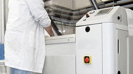 1225-3679-1 La marcatura laser su dispositivi medici