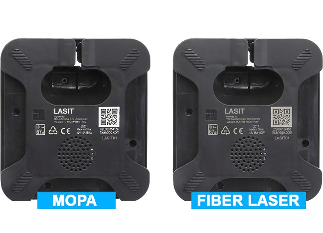 MOPA-DIFFERENZA-FIBRA Metalli