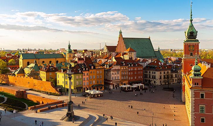 varsavia Почему компания LASIT выбрала Польшу