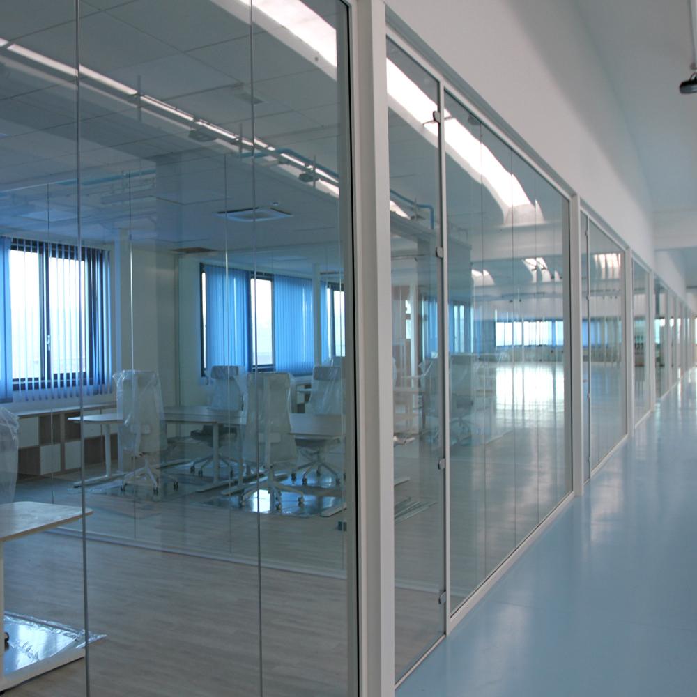 uffici-interni-2 LASIT меняет штаб-квартиру: Большие цели в большем пространстве