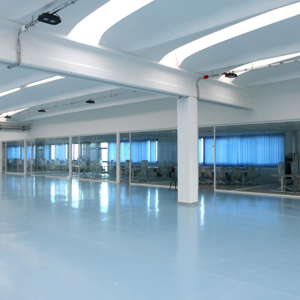 uffici-interni-3 LASIT меняет штаб-квартиру: Большие цели в большем пространстве
