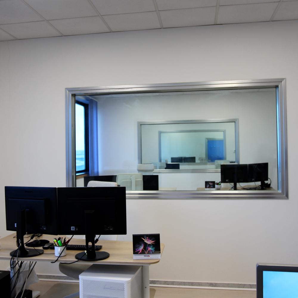 uffici-interni LASIT меняет штаб-квартиру: Большие цели в большем пространстве